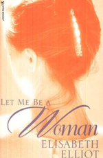 Let Me Be a Woman Cover