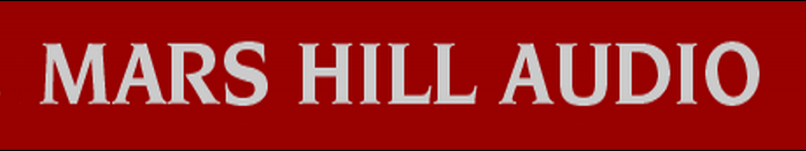 Mars Hill Audio - logo