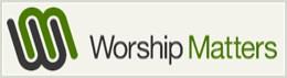 Worship Matters - logo