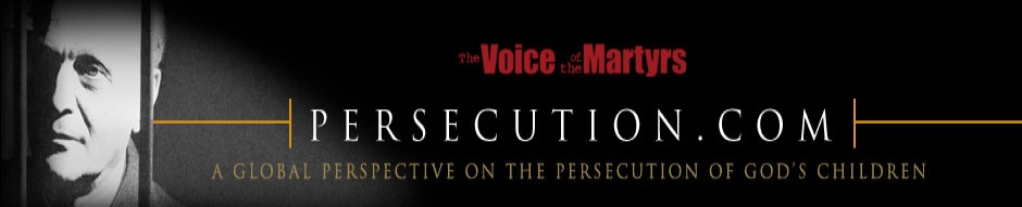 Voice of the Martyrs - logo